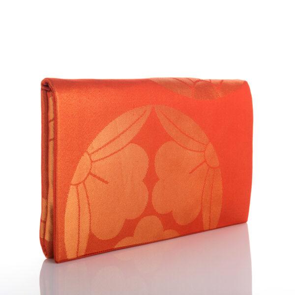 Pochette 3 Lys orange