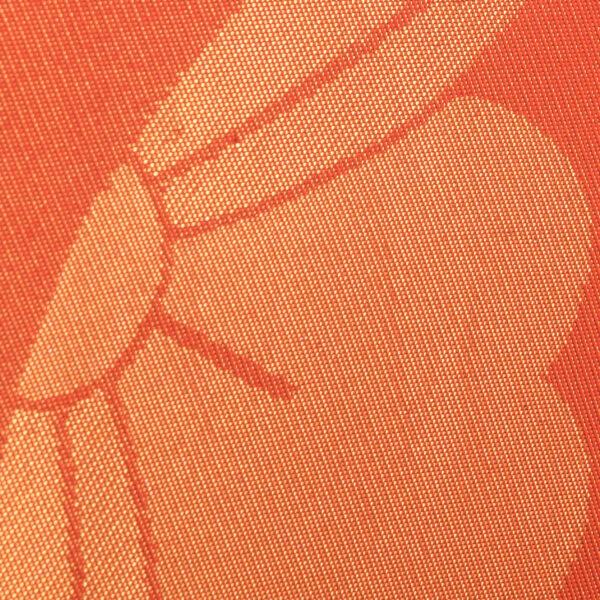 Détails pochette 3 Lys orange