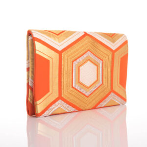Pochette Harmonie orange