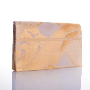 Pochette Vague dorée