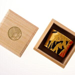Bracelet manchette Bambous éternels